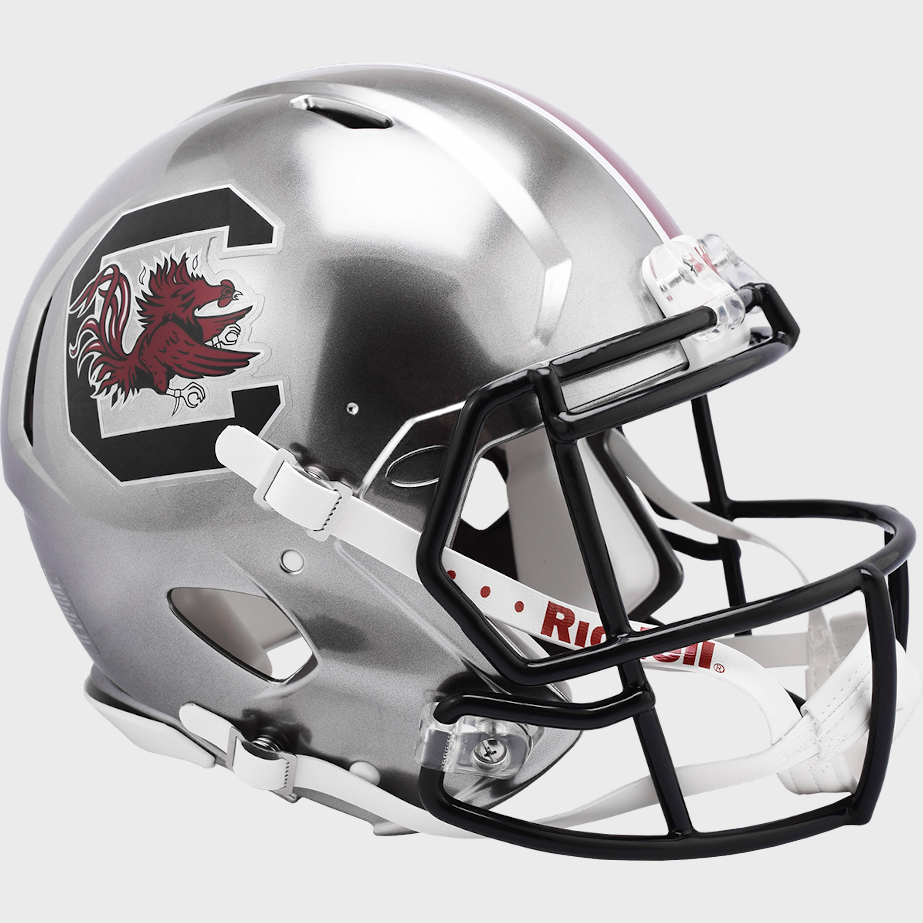 South Carolina Gamecocks Speed Football Helmet <B>FLASH ESD 8/21/21</B>