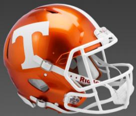 Tennessee Volunteers Speed Football Helmet <B>FLASH ESD 8/21/21</B>