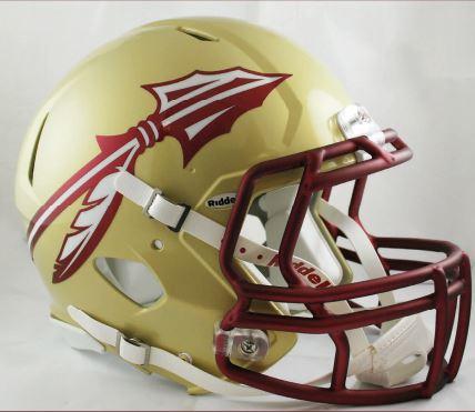 Florida State Seminoles Speed Football Helmet <B>2014</B>