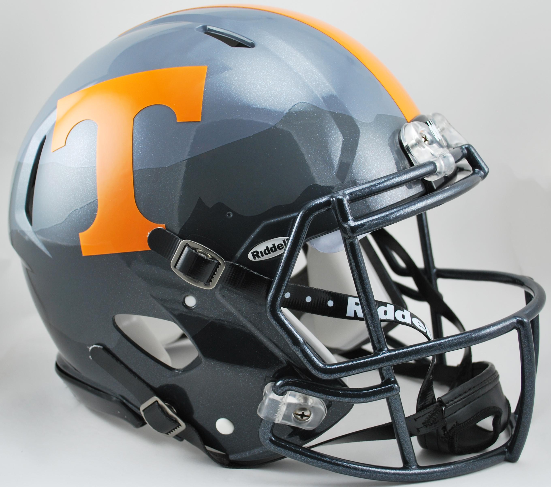 Tennessee Volunteers Speed Football Helmet <B>Smoky Mountain</B>
