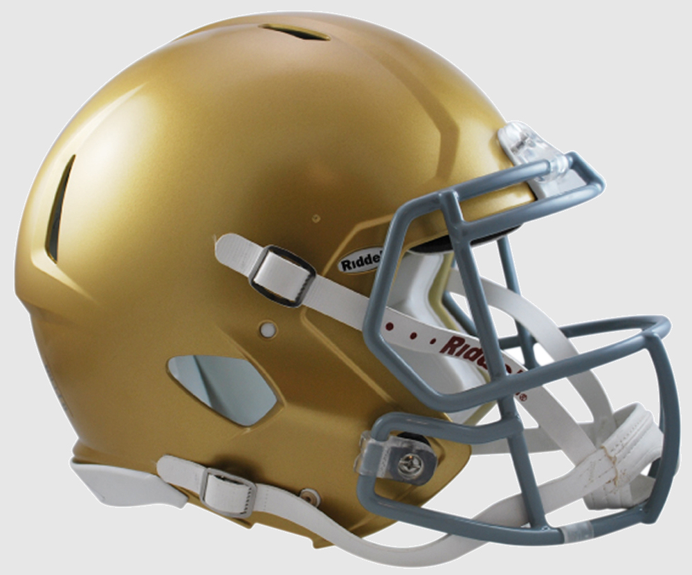 Notre Dame Fighting Irish Speed Football Helmet