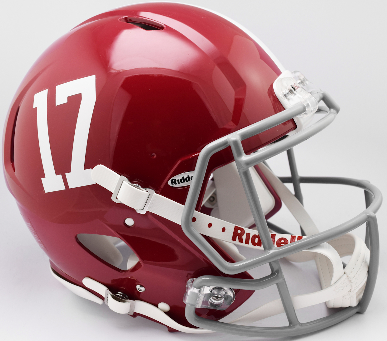Alabama Crimson Tide Speed Football Helmet #17 <B>NEW 2018</B>
