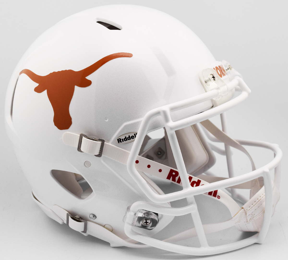 Texas Longhorns Speed Football Helmet <B>NEW 2017</B>