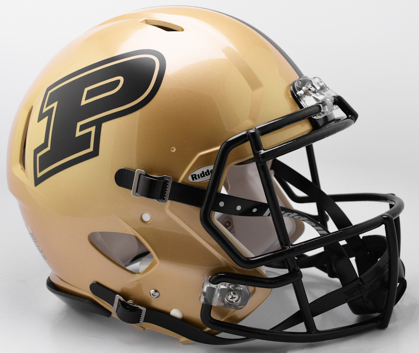 Purdue Boilermakers Speed Football Helmet <B>2017</B>