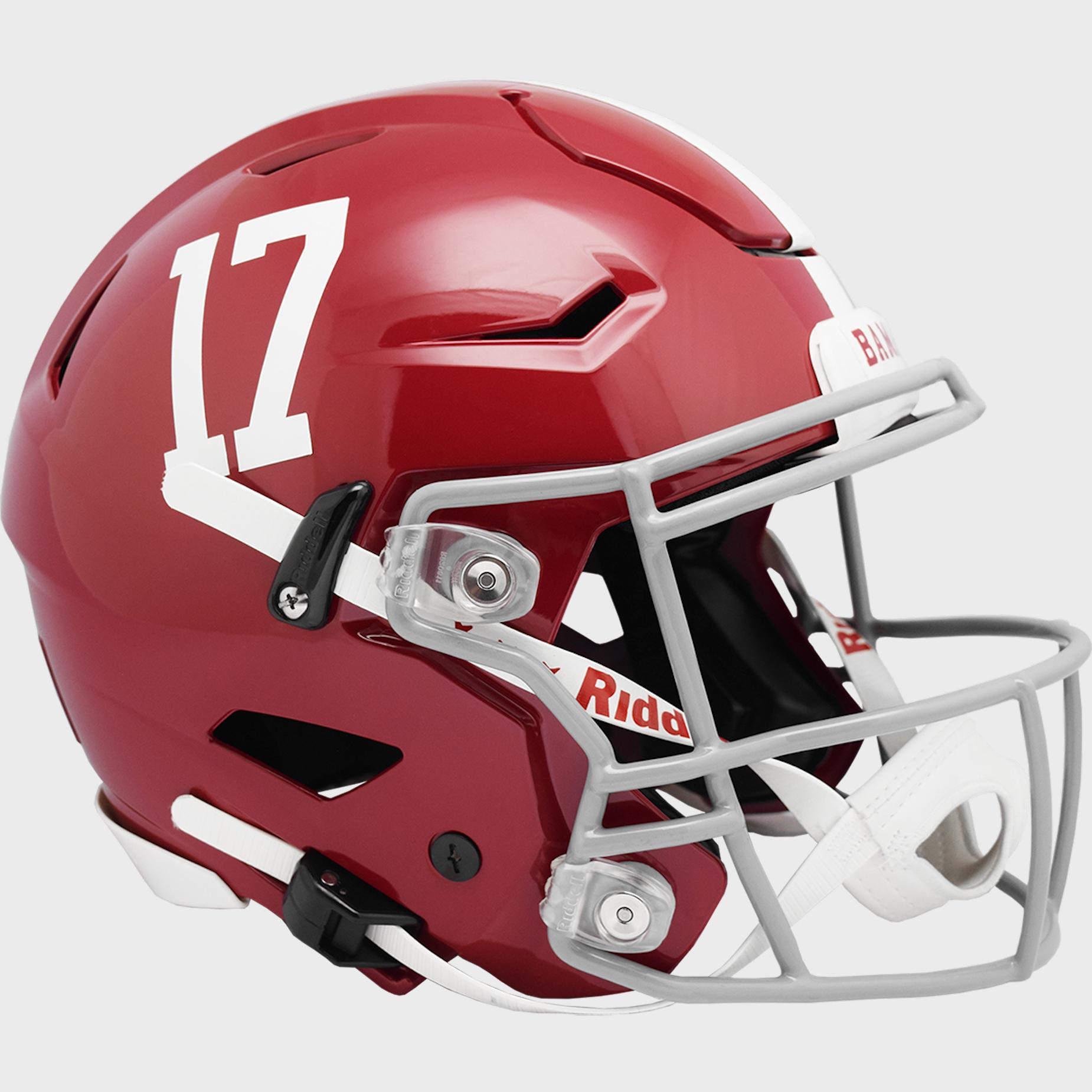 Alabama Crimson Tide SpeedFlex Football Helmet