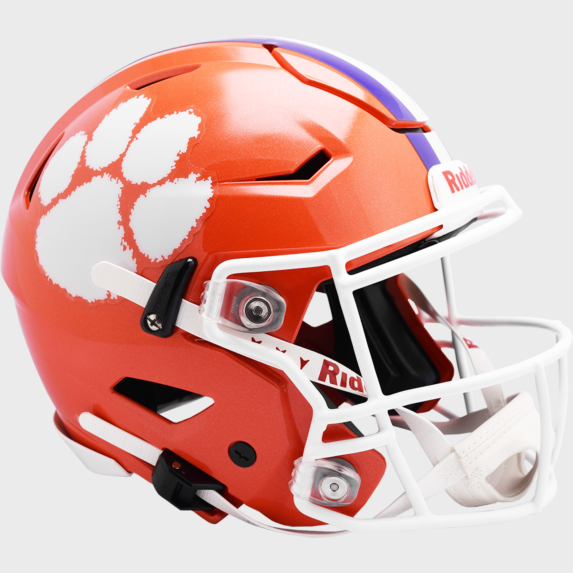 Clemson Tigers SpeedFlex Football Helmet