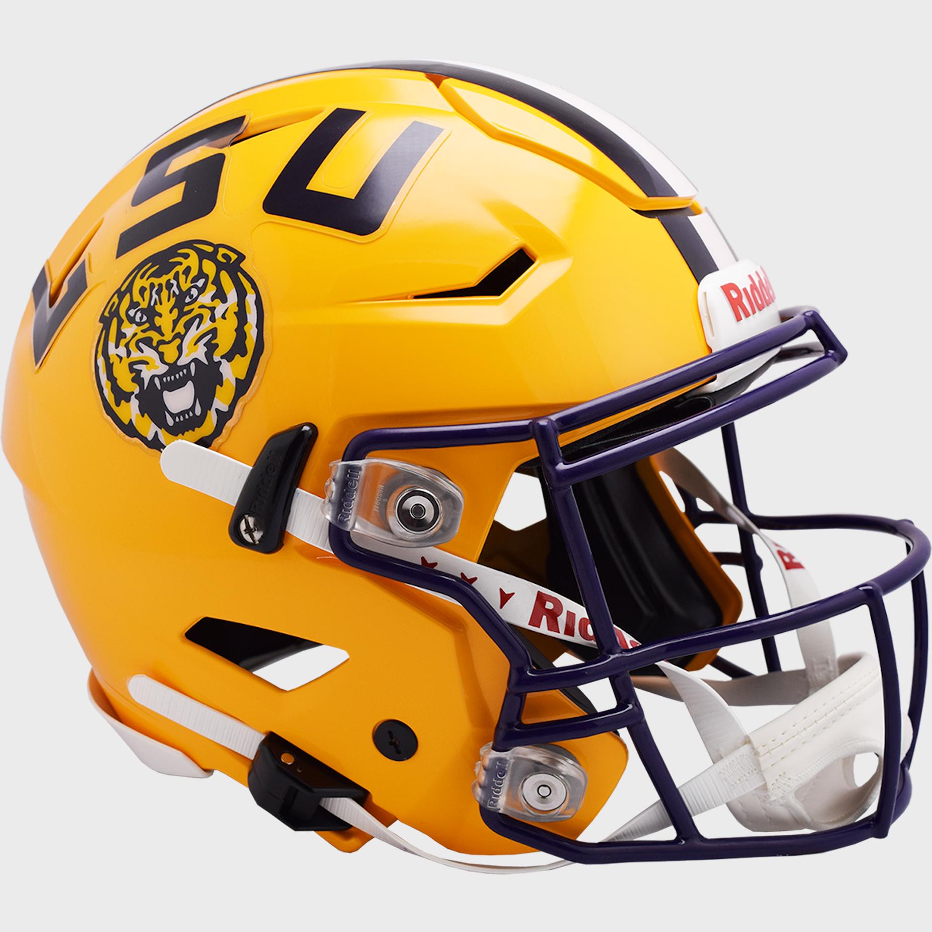 LSU Tigers SpeedFlex Football Helmet