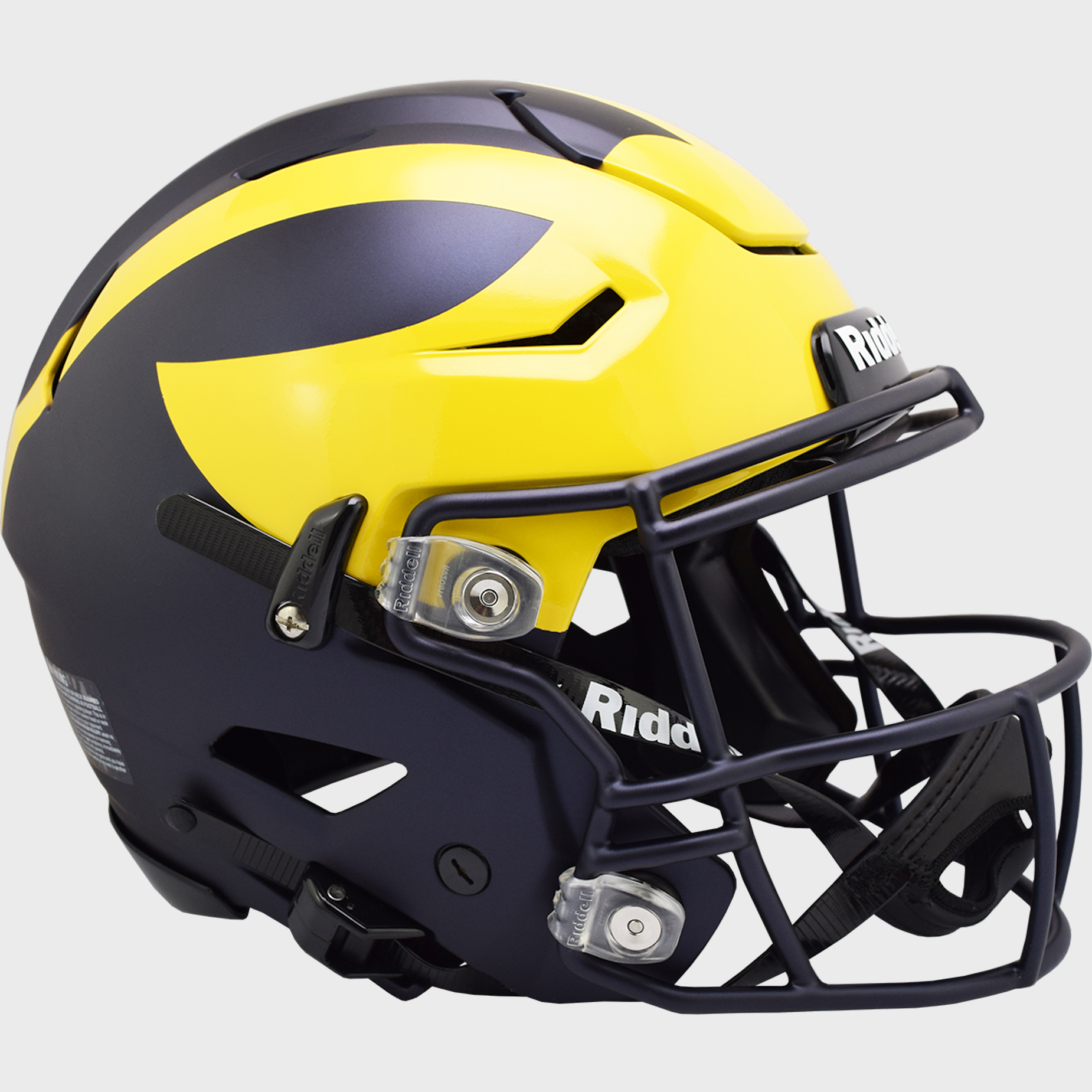 Michigan Wolverines SpeedFlex Football Helmet