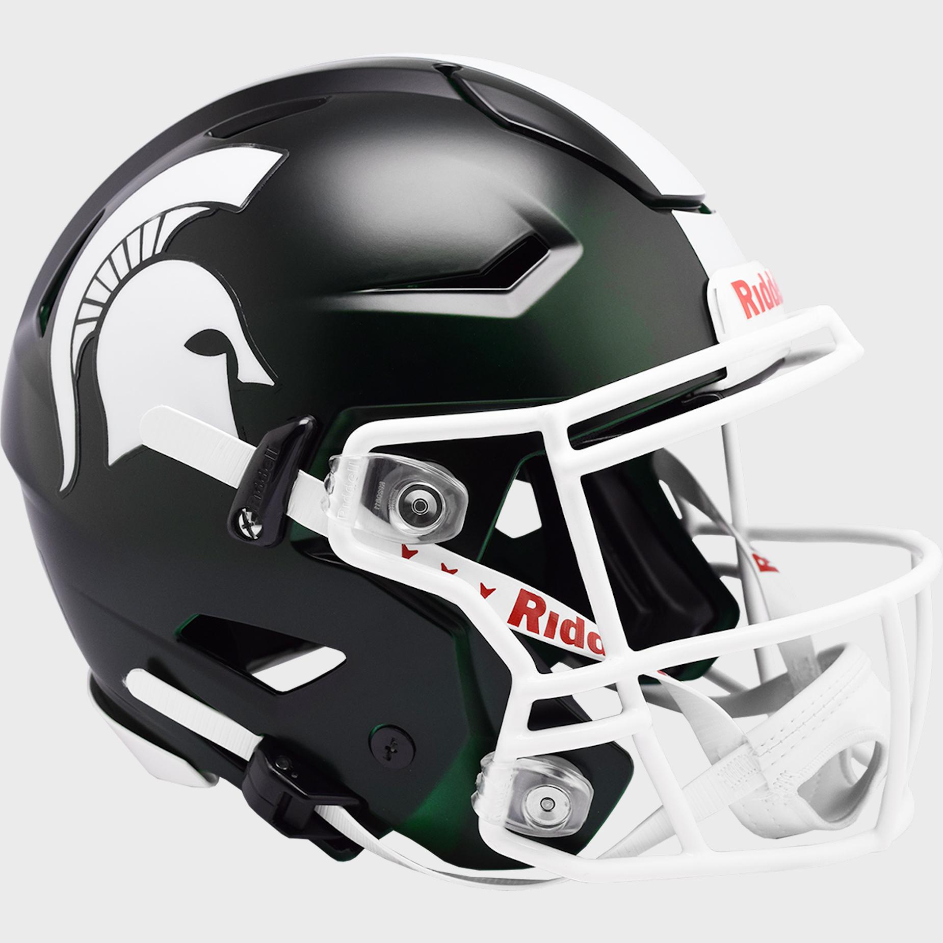 Michigan State Spartans SpeedFlex Football Helmet