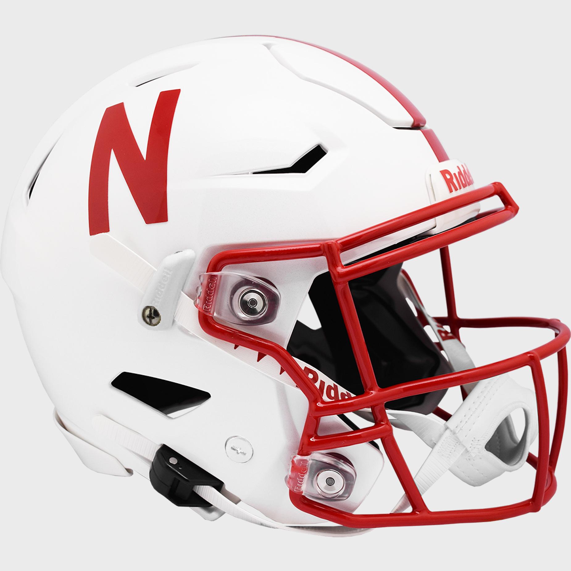 Nebraska Cornhuskers SpeedFlex Football Helmet