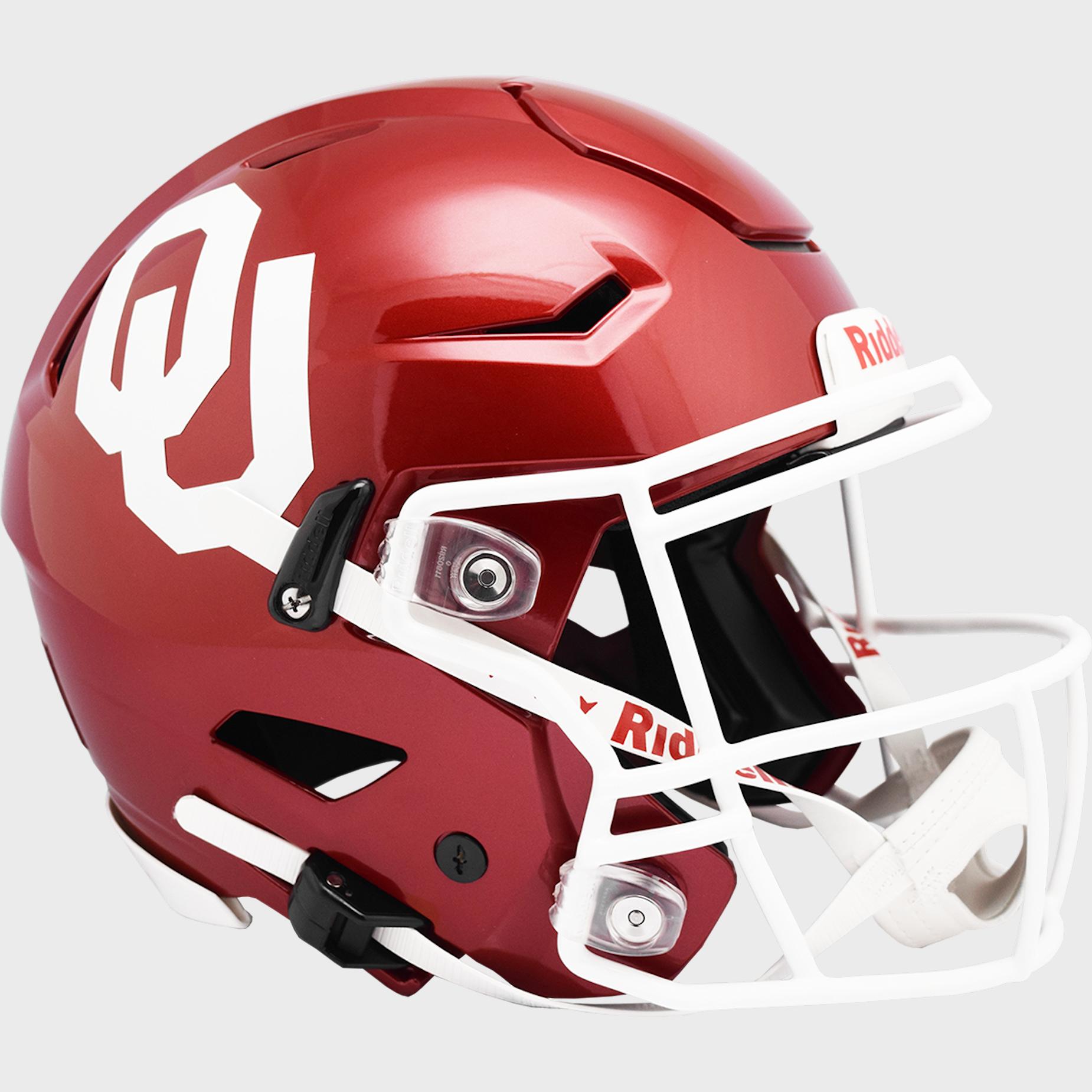 Oklahoma Sooners SpeedFlex Football Helmet