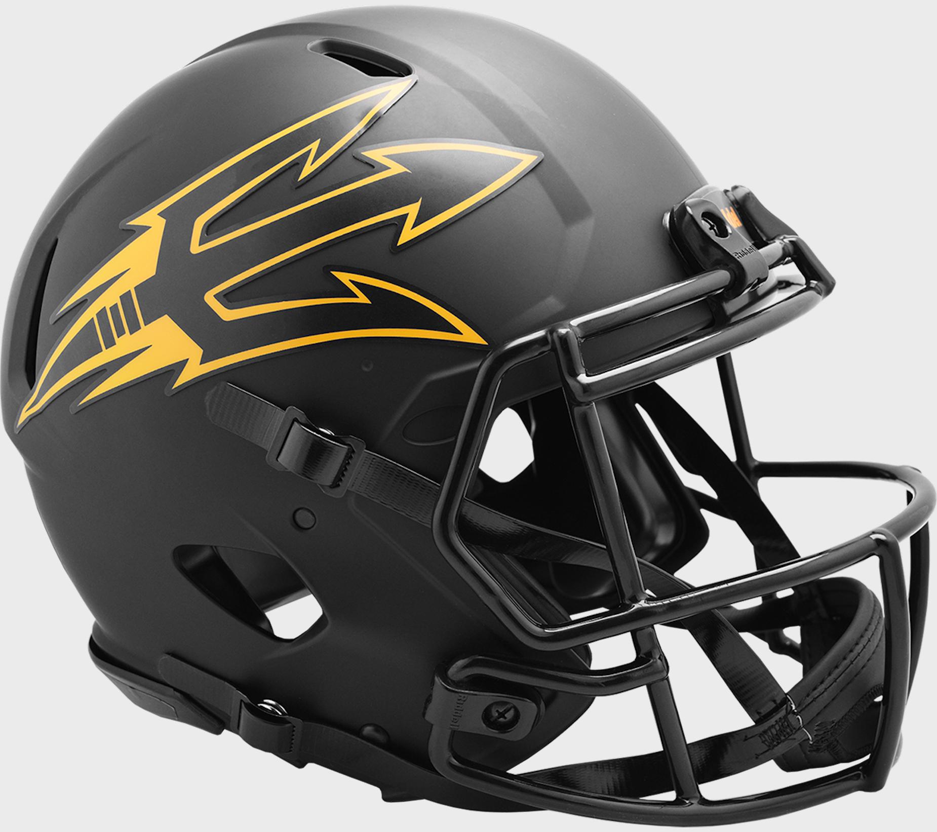 Arizona State Sun Devils Speed Football Helmet <B>ECLIPSE</B>