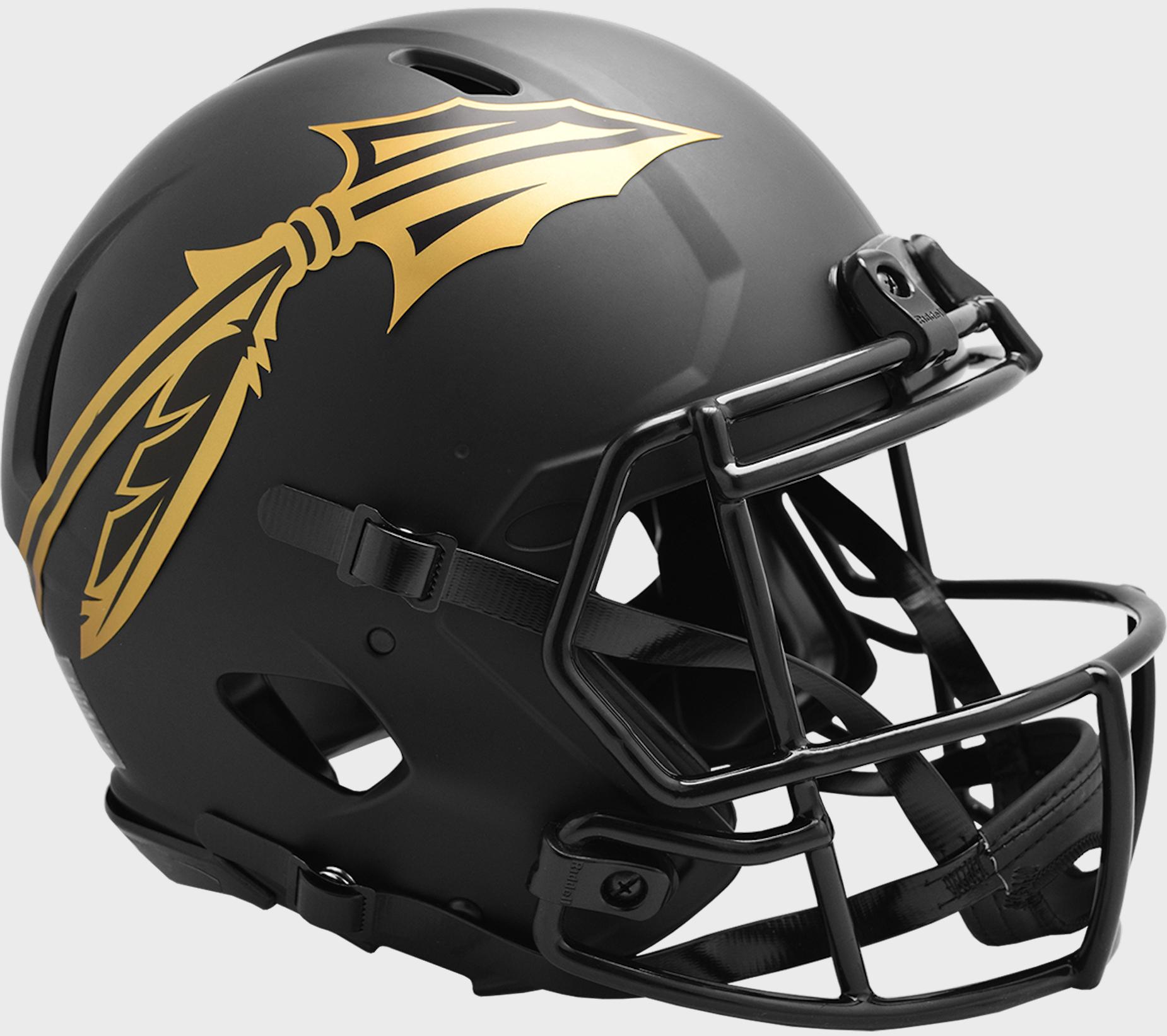 Florida State Seminoles Speed Football Helmet <B>ECLIPSE</B>