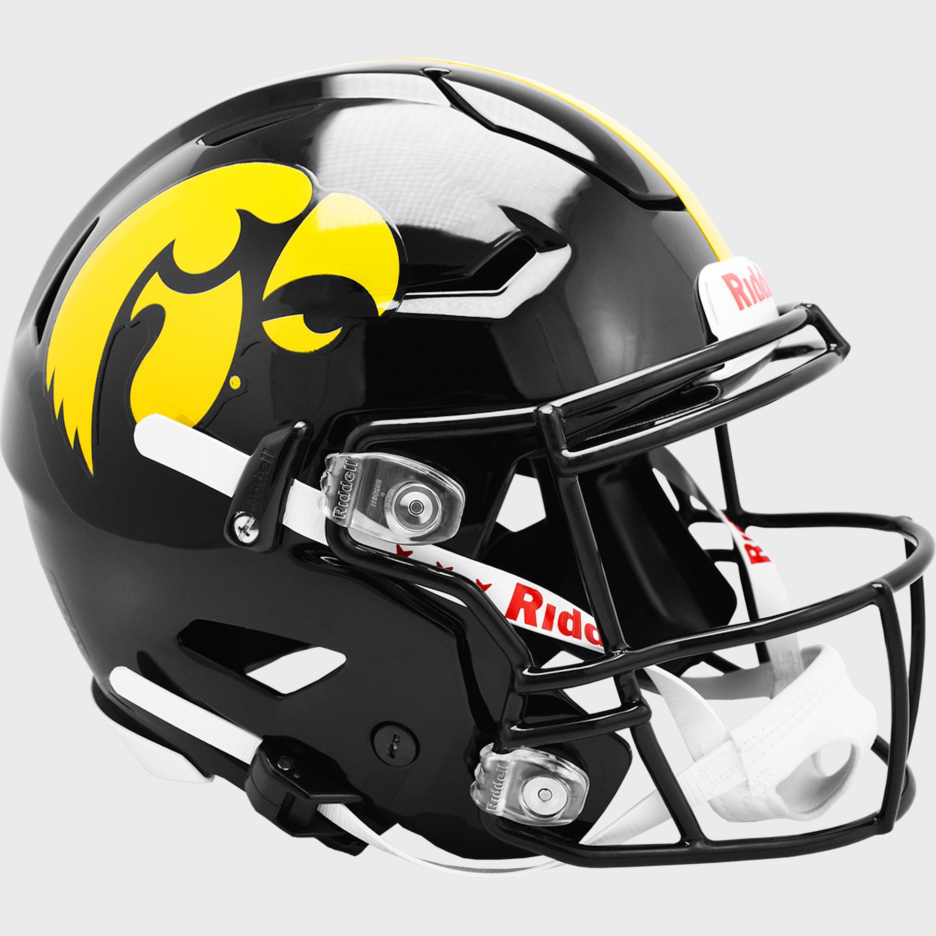 Iowa Hawkeyes SpeedFlex Football Helmet