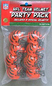 Cincinnati Bengals Gumball Party Pack Helmets