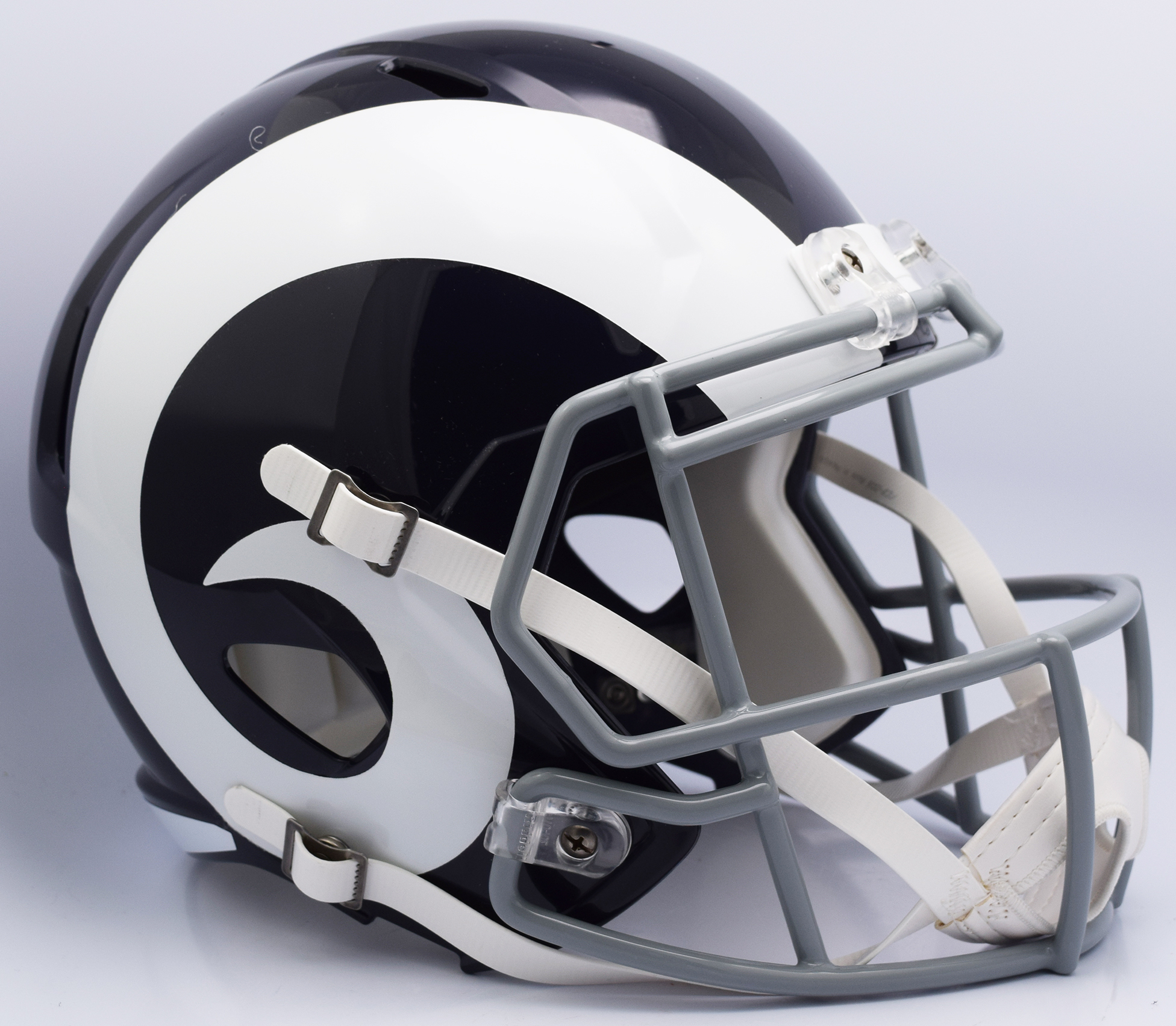 St. Louis Rams Speed Replica Football Helmet <B>2016 Color Rush Discontinued</B>