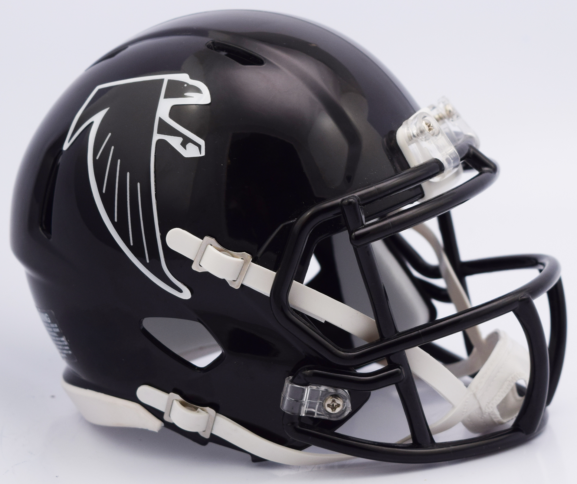 Atlanta Falcons NFL Mini Speed Football Helmet <B>2018 Tribute</B>