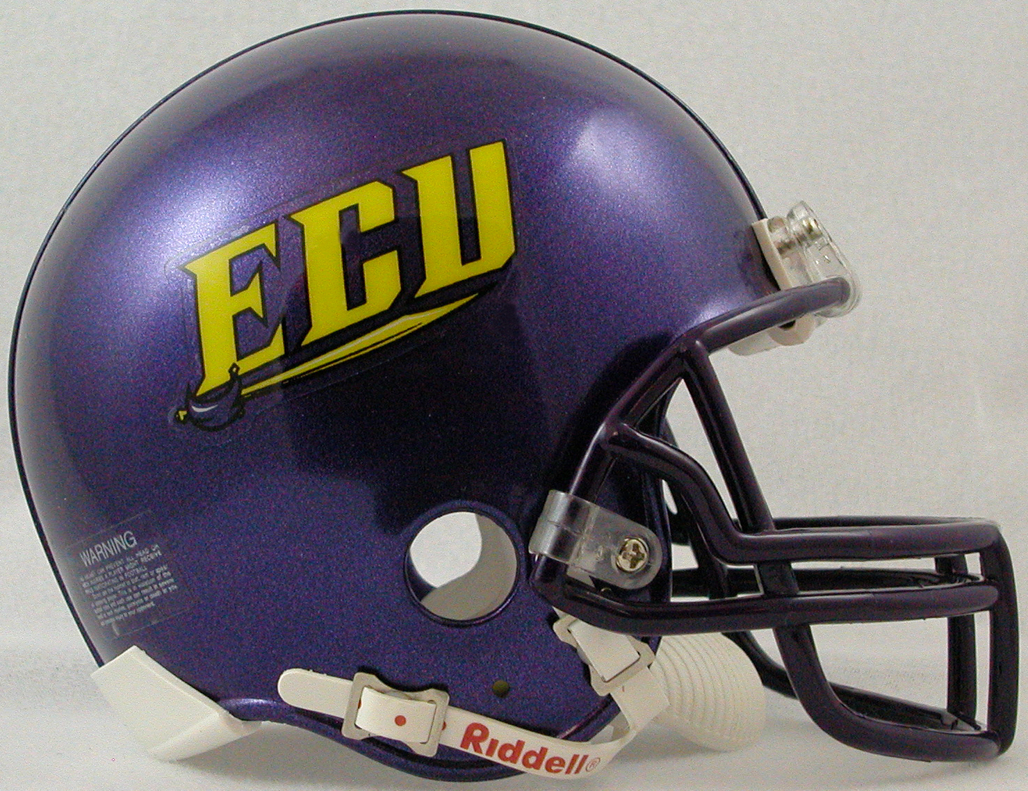 East Carolina Pirates NCAA Mini Football Helmet