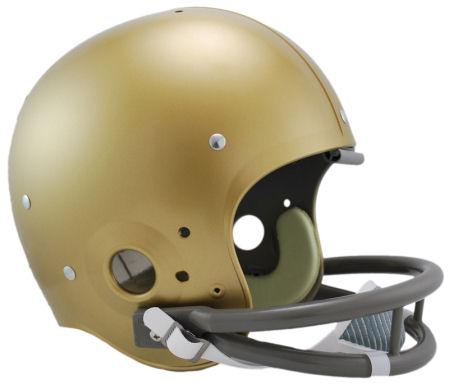 Notre Dame Fighting Irish 1960 to 1962 Throwback Helmet Full Size TK