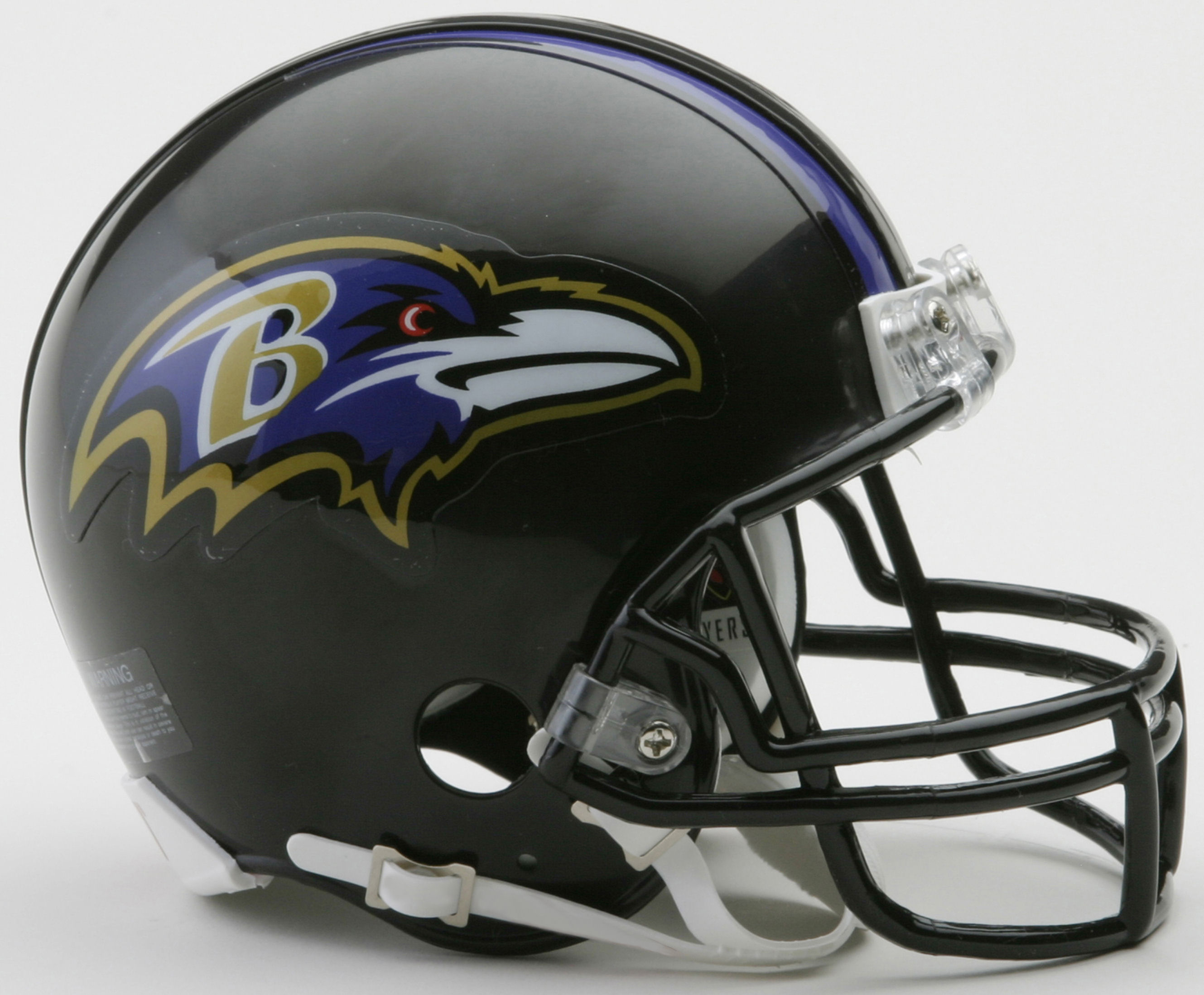 Baltimore Ravens NFL Mini Football Helmet