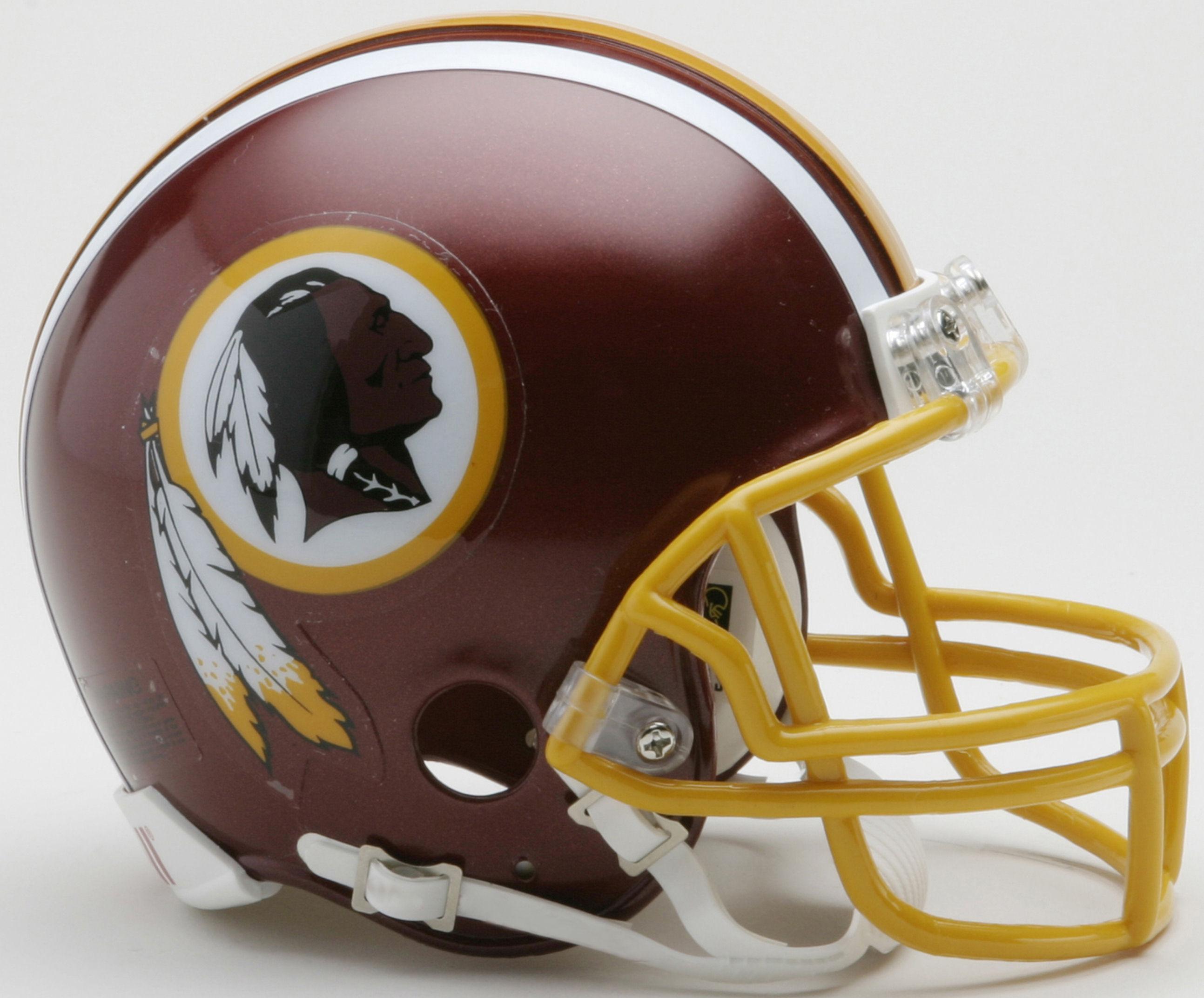 Washington Redskins NFL Mini Football Helmet