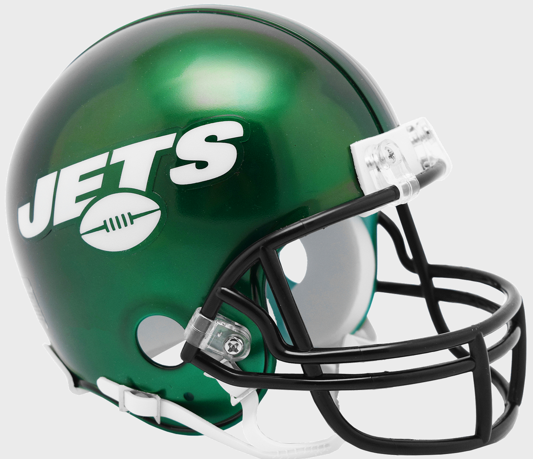 New York Jets NFL Mini Football Helmet