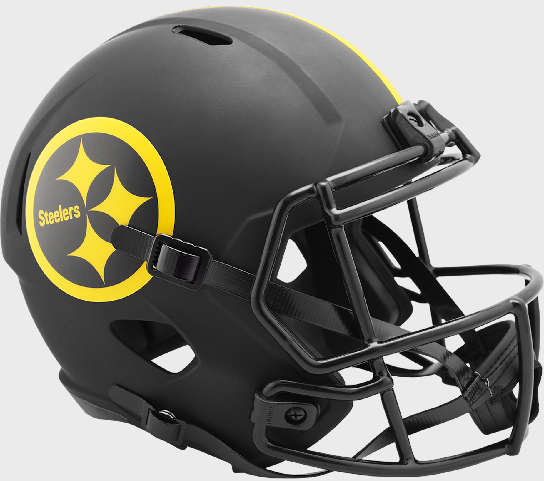 Pittsburgh Steelers Speed Replica Football Helmet <B>ECLIPSE </B>