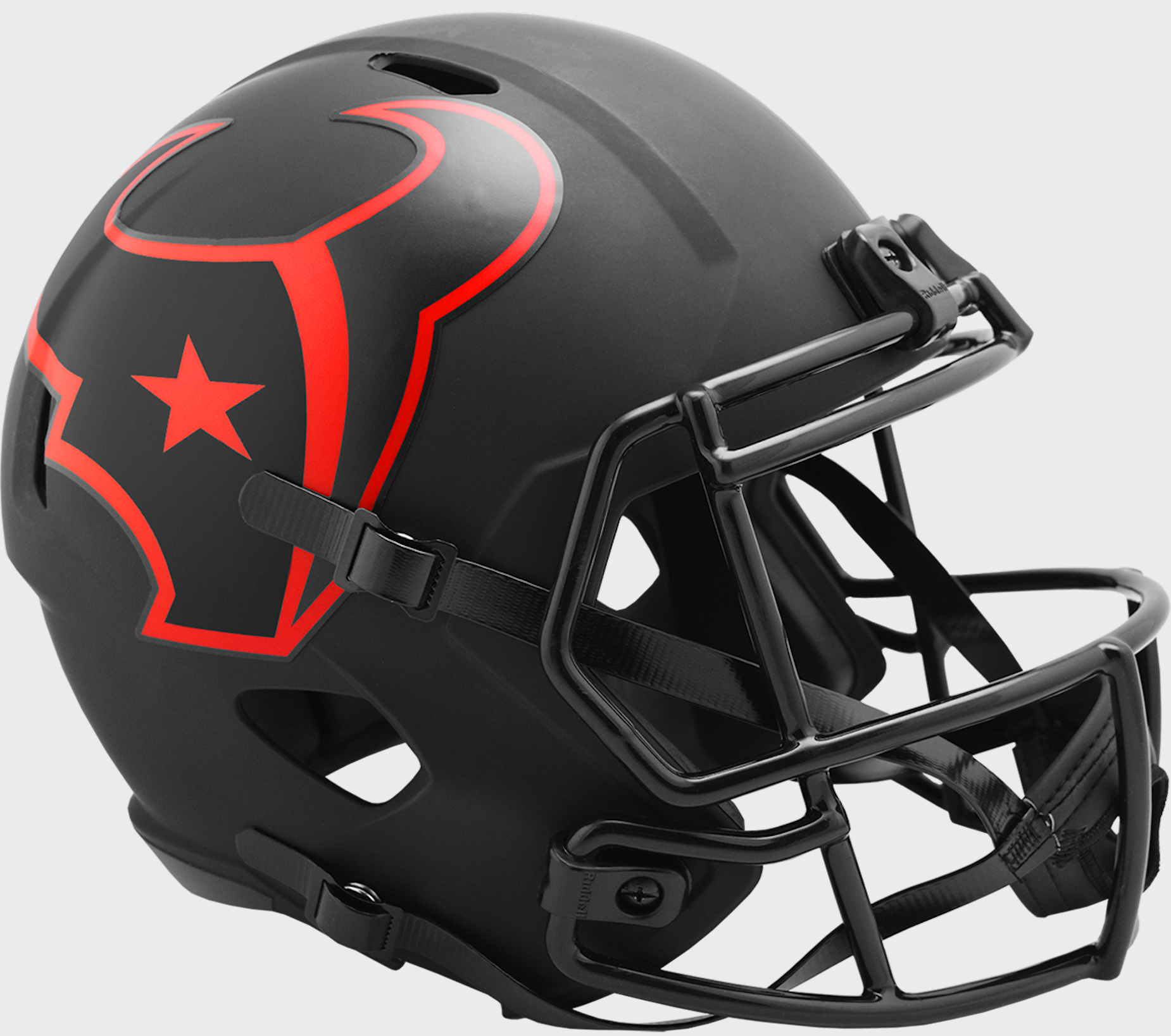 Houston Texans Speed Replica Football Helmet <B>ECLIPSE </B>