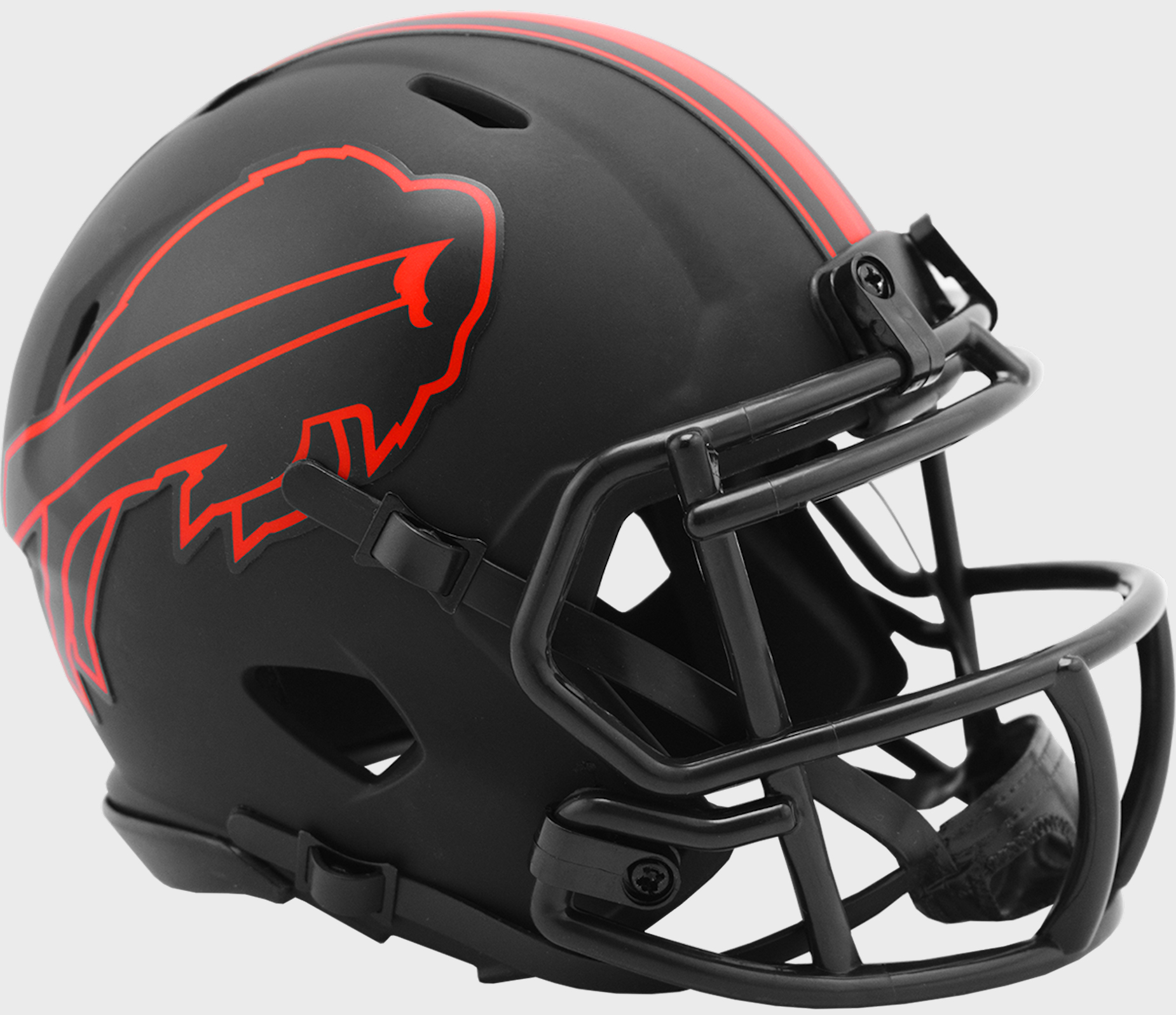 Buffalo Bills NFL Mini Speed Football Helmet <B>ECLIPSE</B>