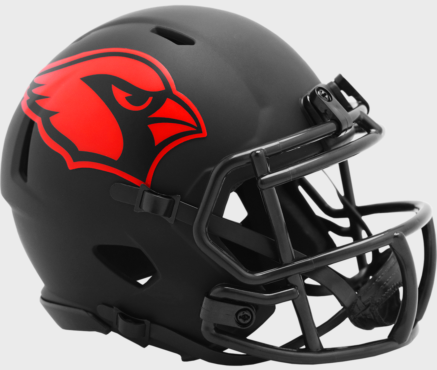 Arizona Cardinals NFL Mini Speed Football Helmet <B>ECLIPSE</B>