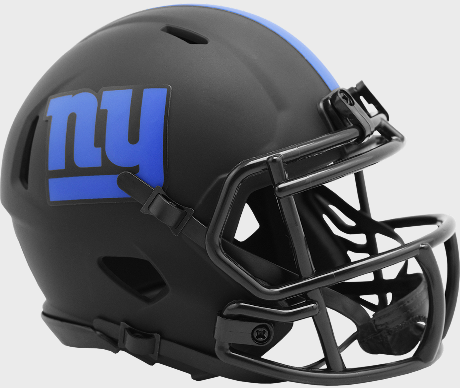 New York Giants NFL Mini Speed Football Helmet <B>ECLIPSE</B>