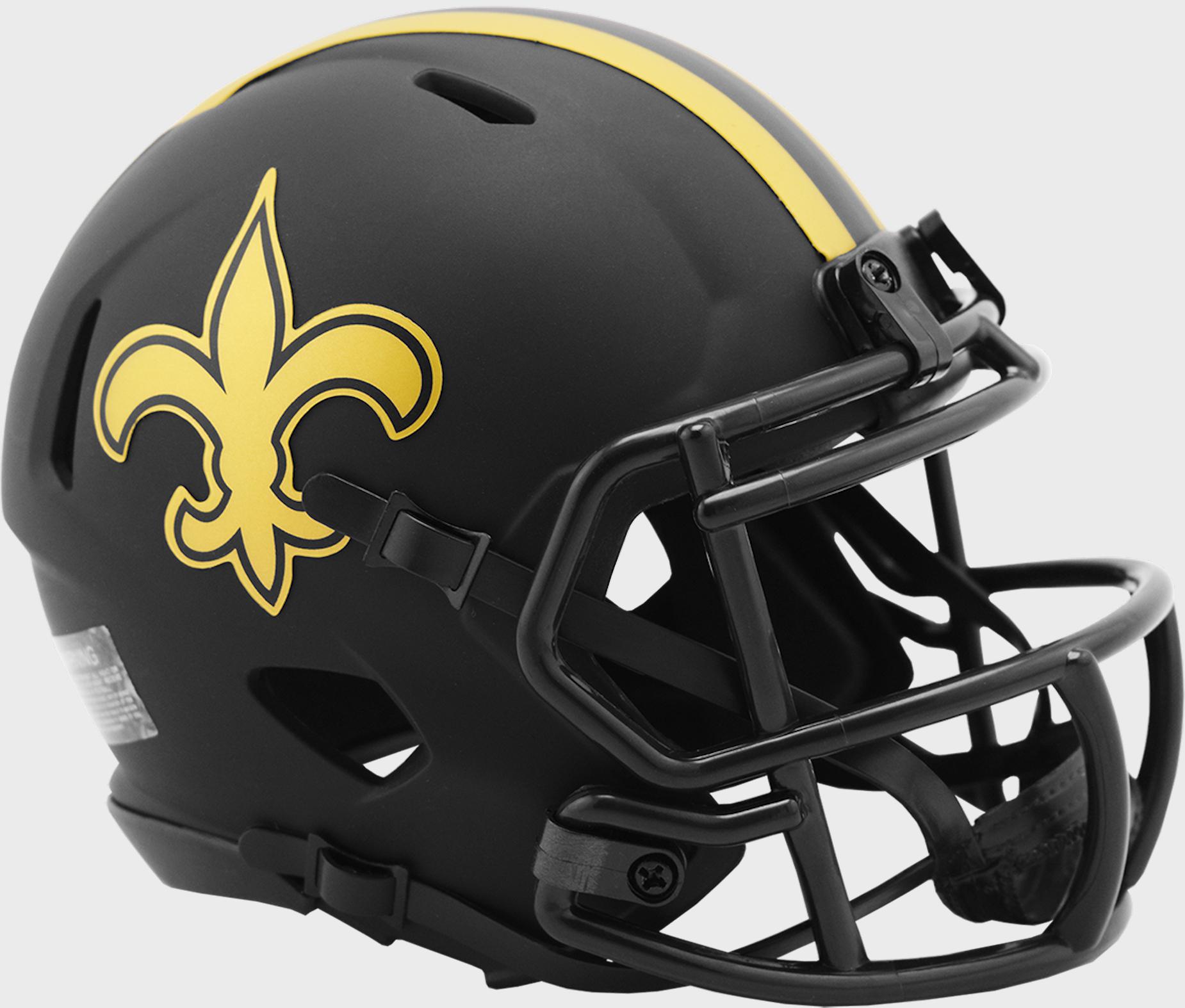 New Orleans Saints NFL Mini Speed Football <B>ECLIPSE</B>