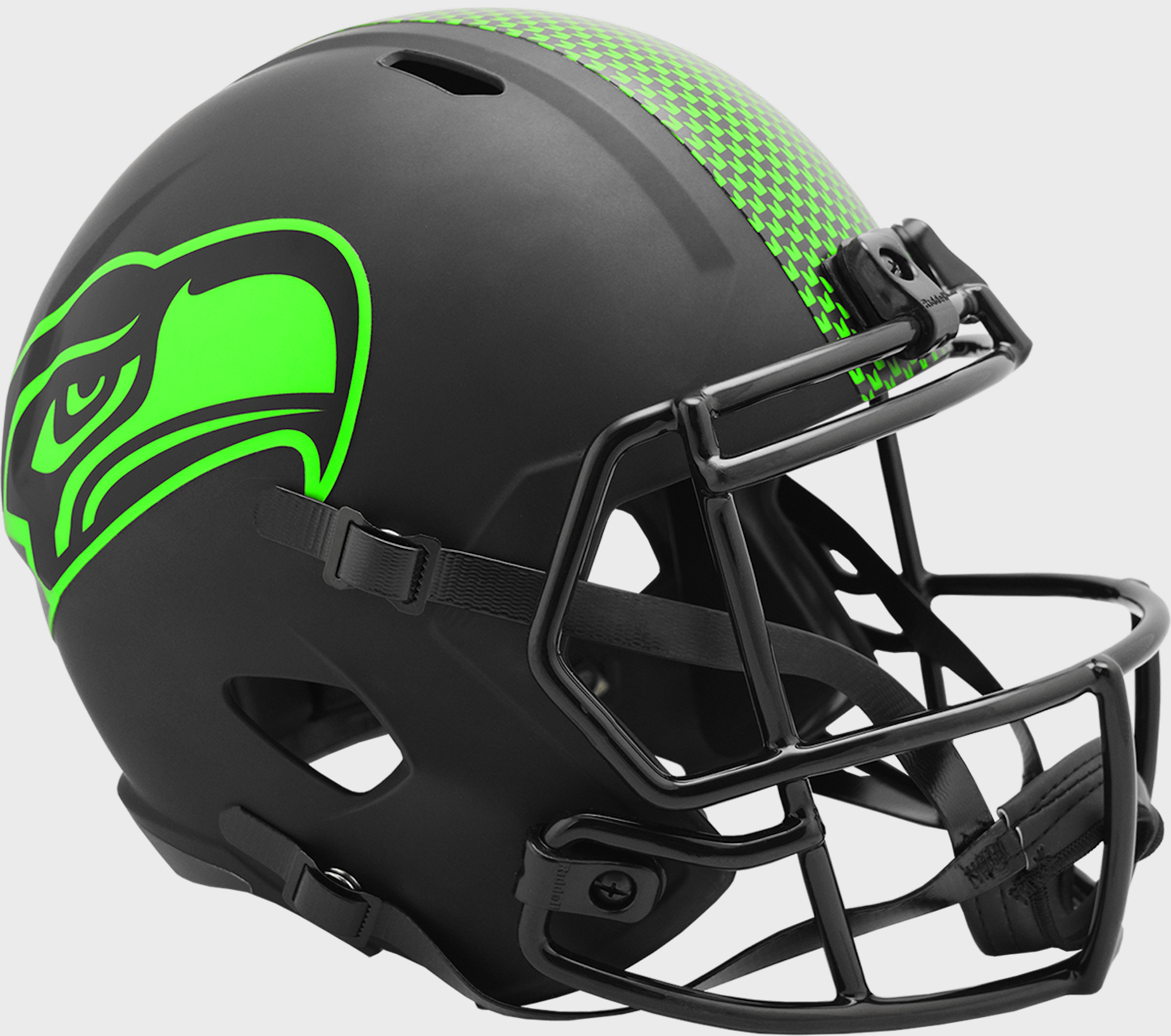 Seattle Seahawks Speed Replica Football Helmet <B>ECLIPSE </B>