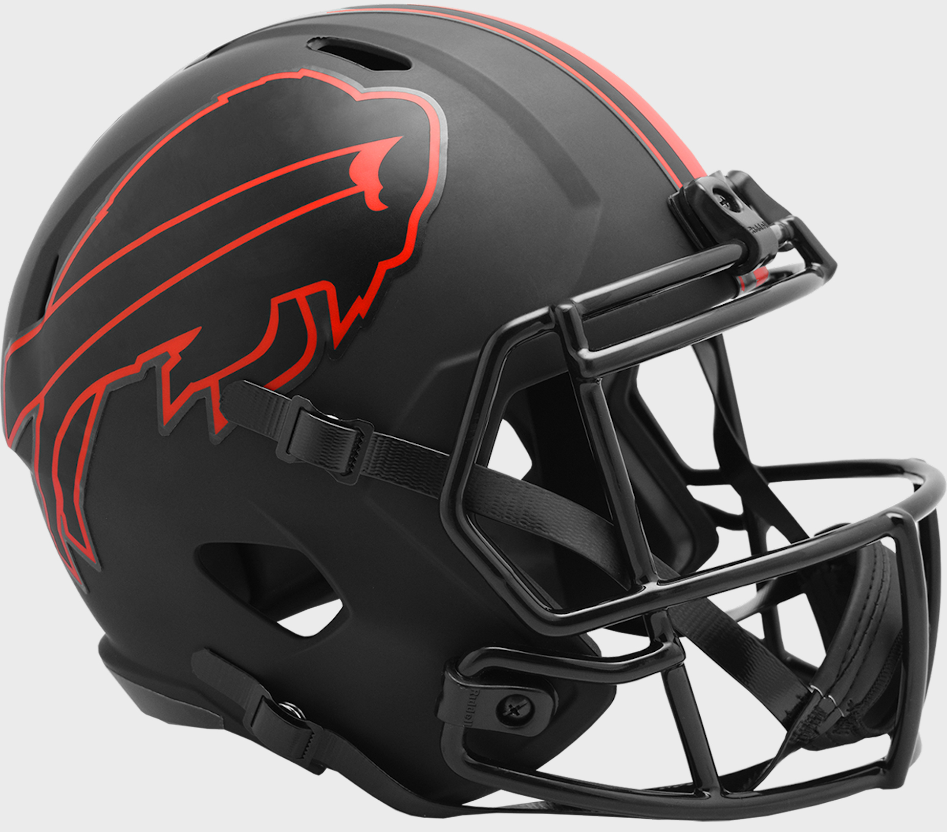 Buffalo Bills Speed Replica Football Helmet <B>ECLIPSE </B>