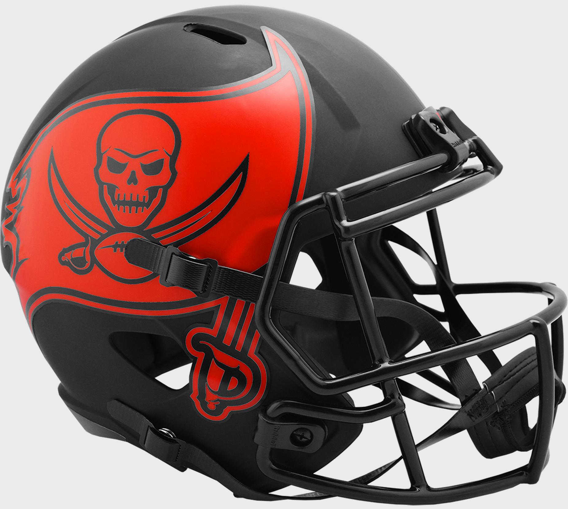 Tampa Bay Buccaneers Speed Replica Football Helmet <B>ECLIPSE </B>