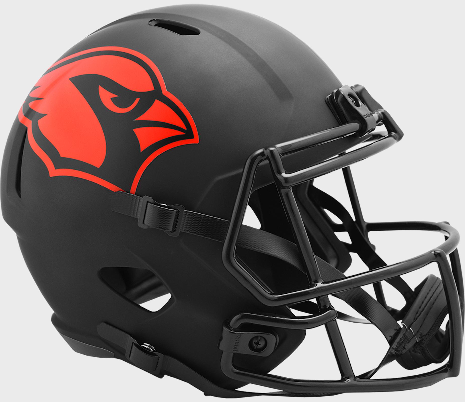 Arizona Cardinals Speed Replica Football Helmet <B>ECLIPSE</B>