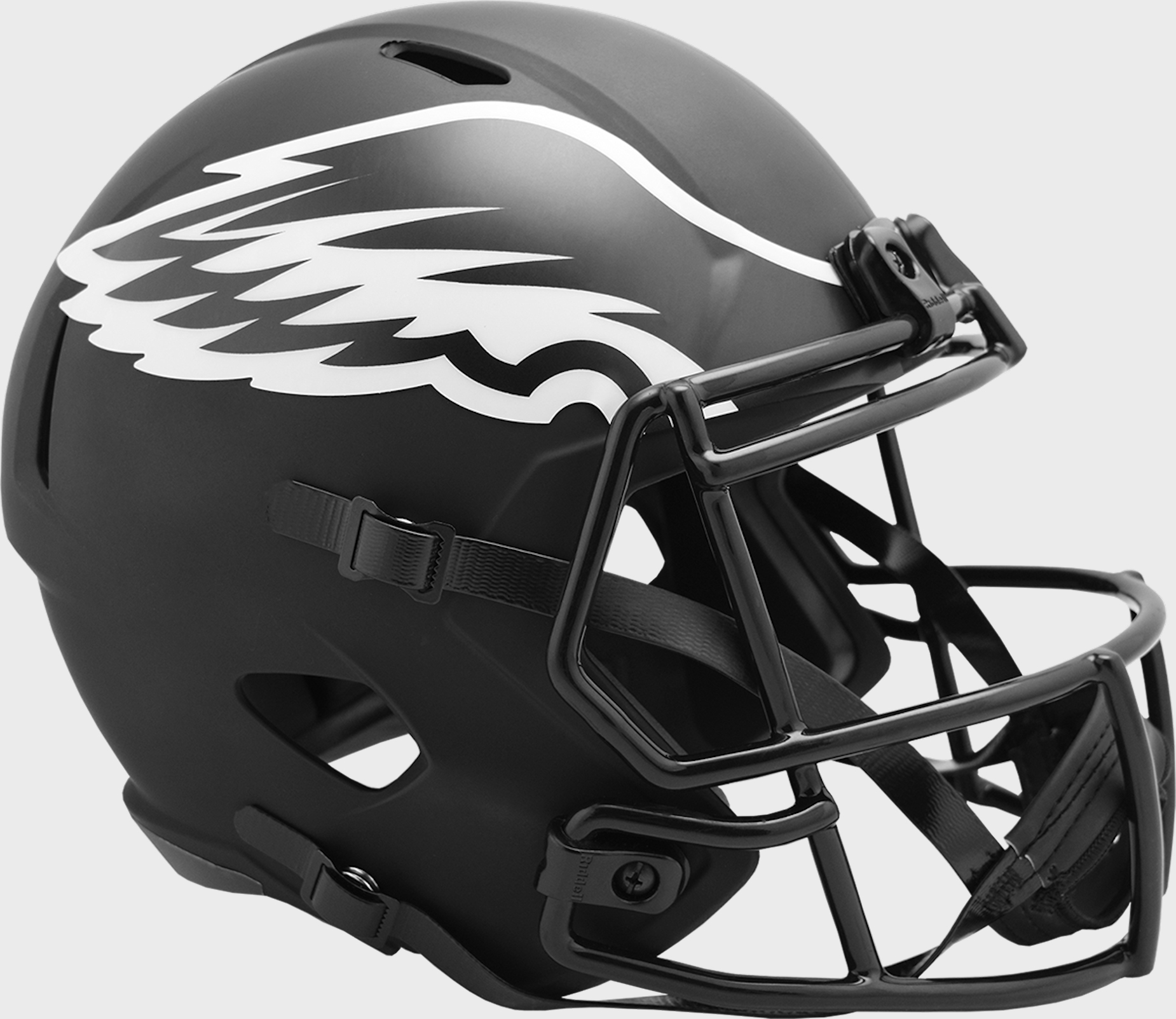 Philadelphia Eagles Speed Replica Football Helmet <B>ECLIPSE </B>