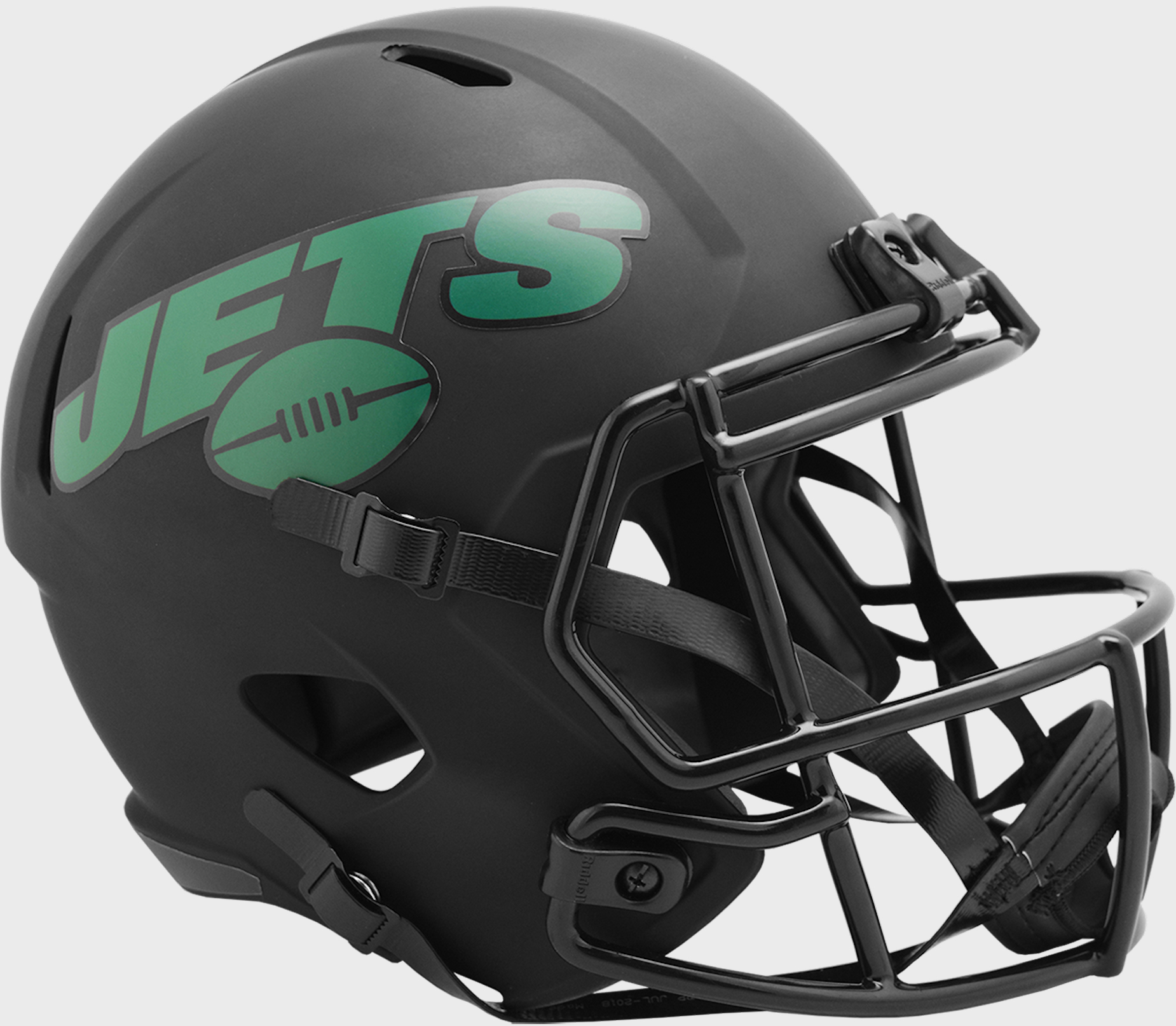 New York Jets Speed Replica Football Helmet <B>ECLIPSE </B>