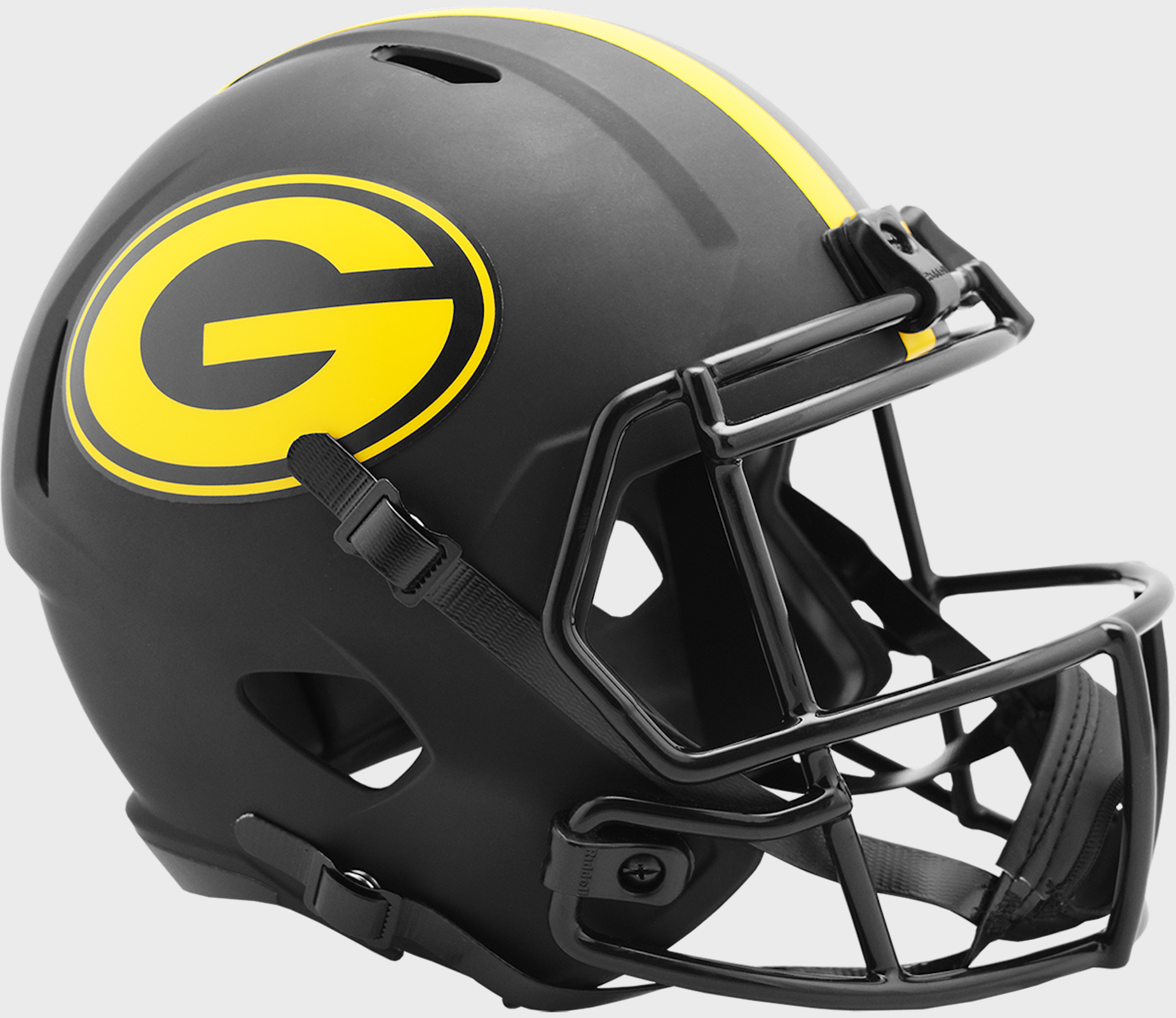 Green Bay Packers Speed Replica Football Helmet <B>ECLIPSE </B>