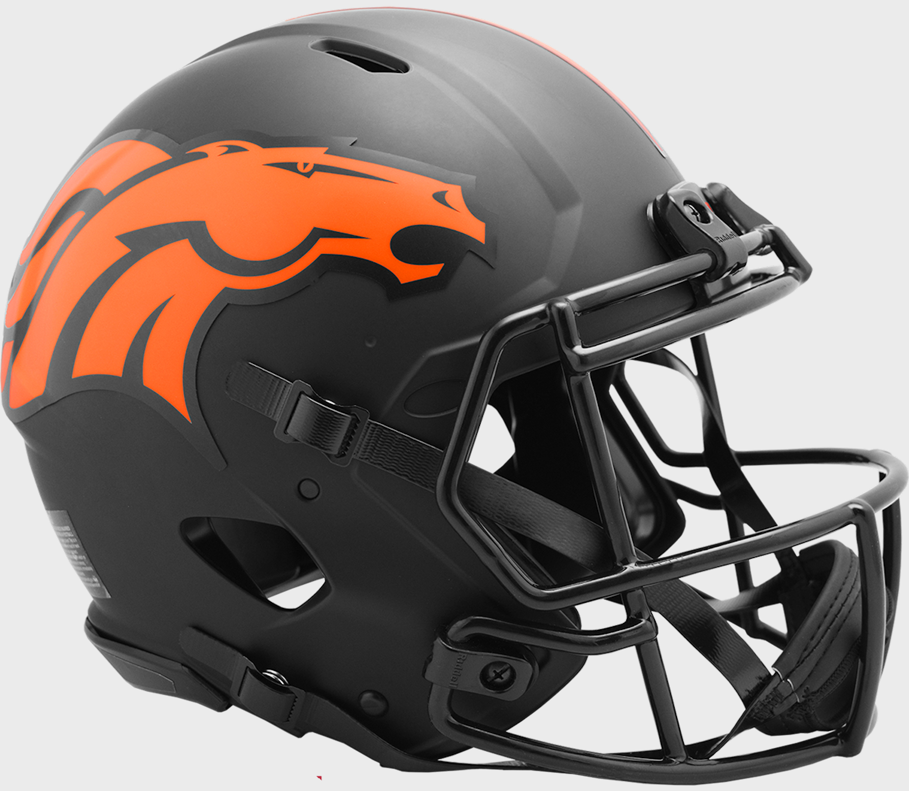 Denver Broncos Speed Football Helmet <B>ECLIPSE</B>