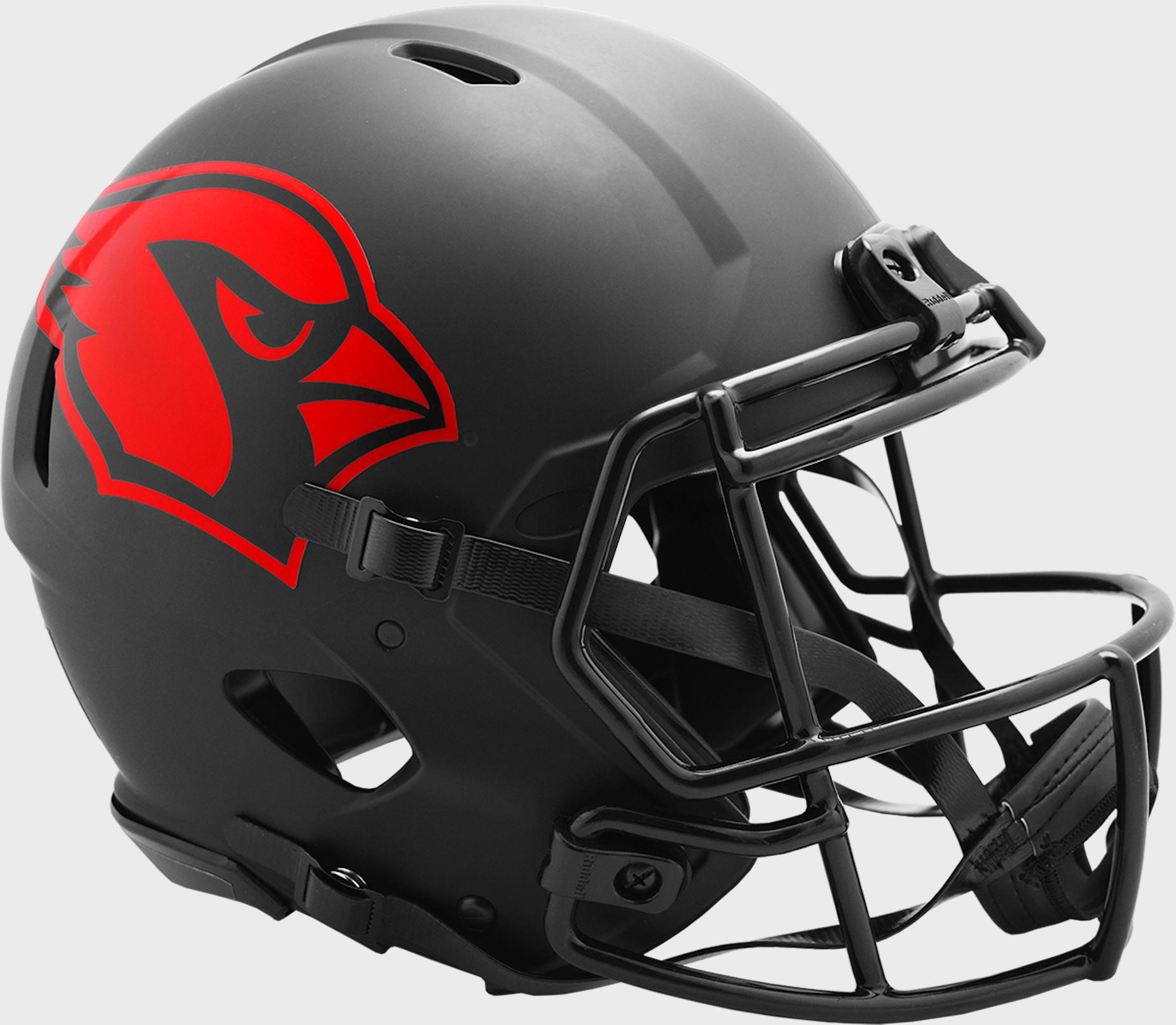 Arizona Cardinals Speed Football Helmet <B>ECLIPSE</B>
