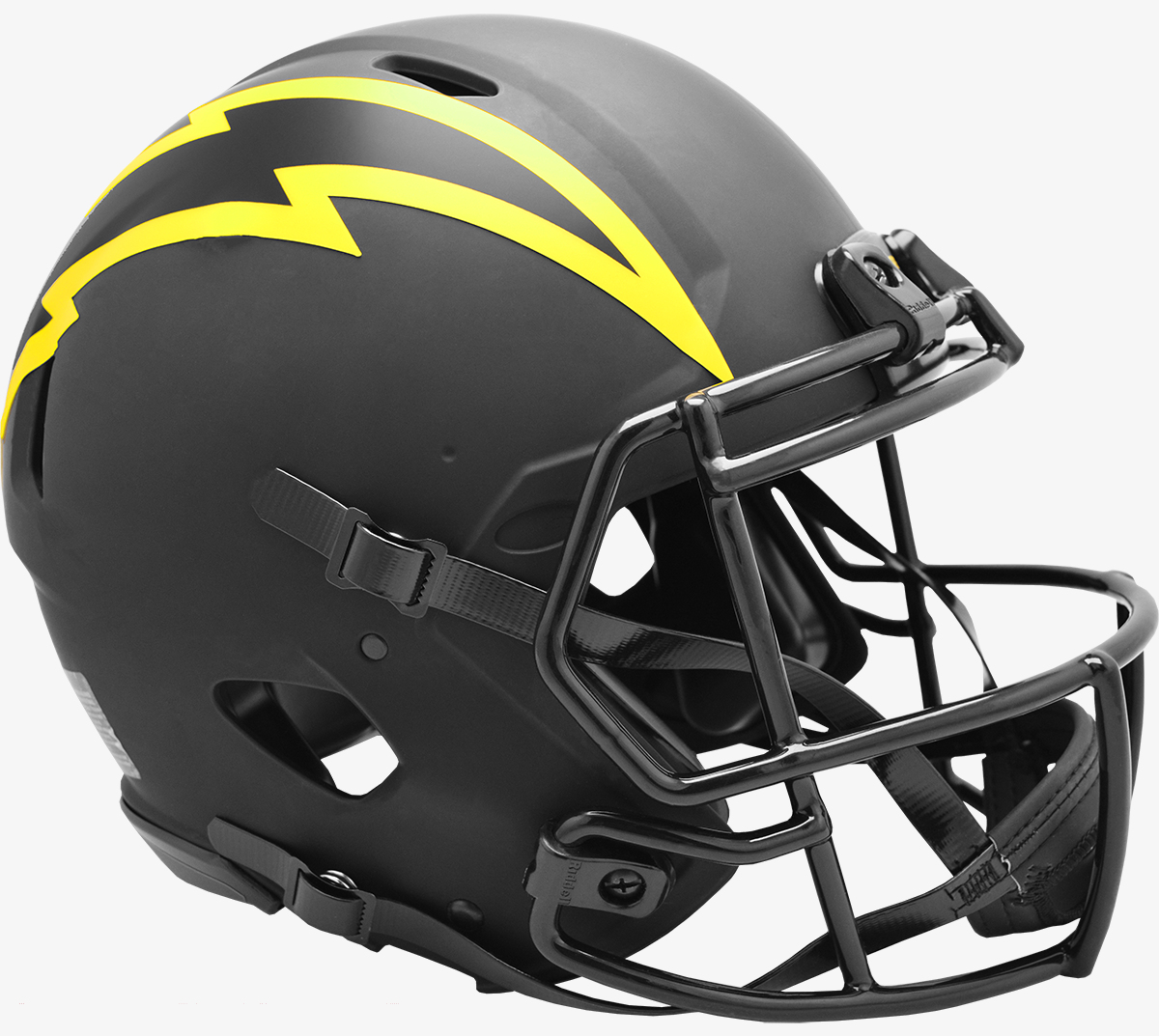 Los Angeles Chargers Speed Football Helmet <B>ECLIPSE</B>