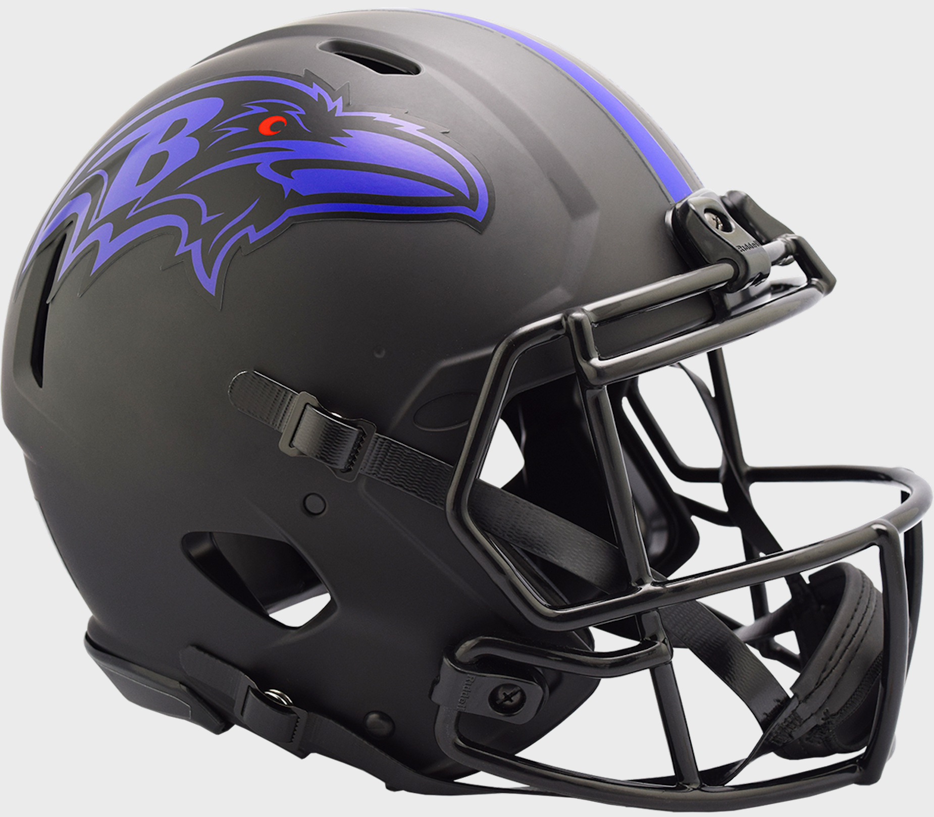 Baltimore Ravens Speed Football Helmet <B>ECLIPSE</B>