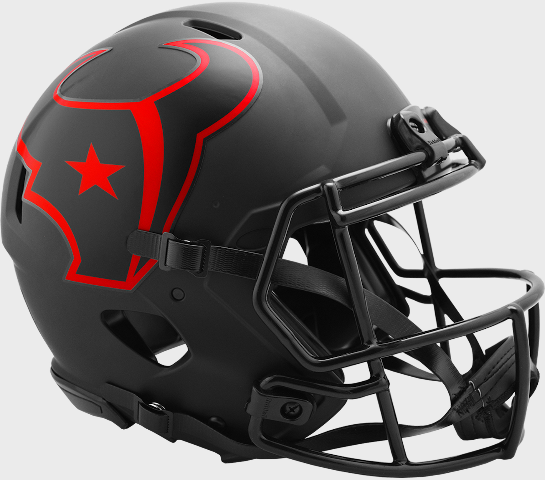 Houston Texans Speed Football Helmet <B>ECLIPSE</B>