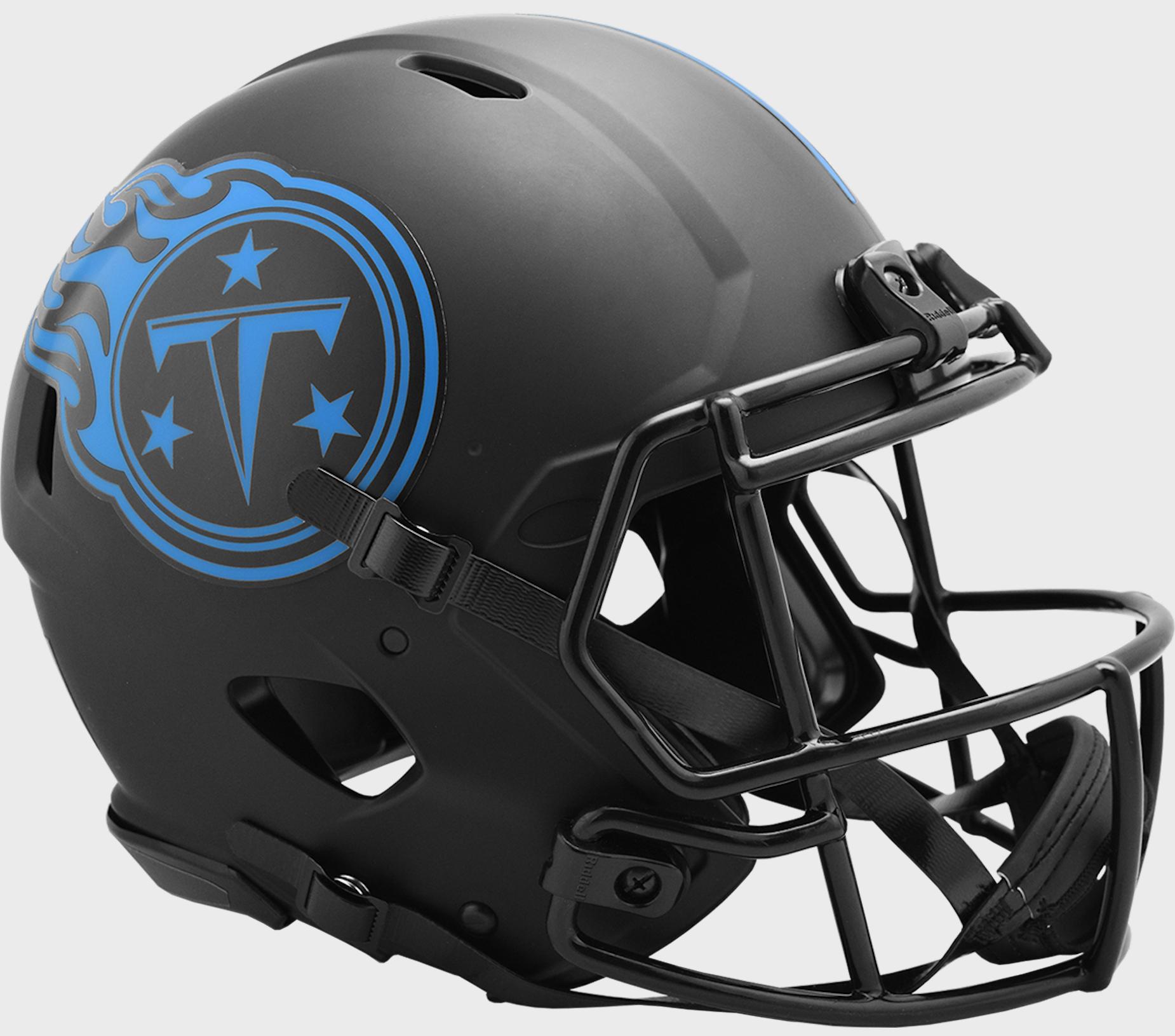 Tennessee Titans Speed Football Helmet <B>ECLIPSE</B>