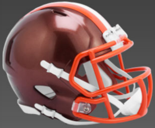 Cleveland Browns SpeedFlex Football Helmet <B>FLASH ESD 8/21/21</B>