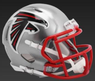 Atlanta Falcons SpeedFlex Football Helmet <B>FLASH ESD 8/21/21</B>