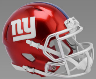 New York Giants SpeedFlex Football Helmet <B>FLASH ESD 8/21/21</B>