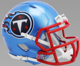 Tennessee Titans SpeedFlex Football Helmet <B>FLASH ESD 8/21/21</B>