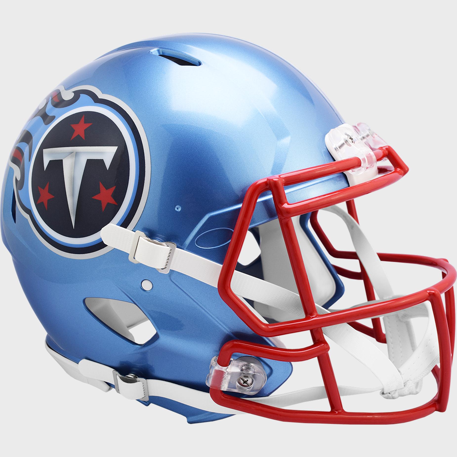 Tennessee Titans Speed Football Helmet <B>FLASH ESD 8/21/21</B>